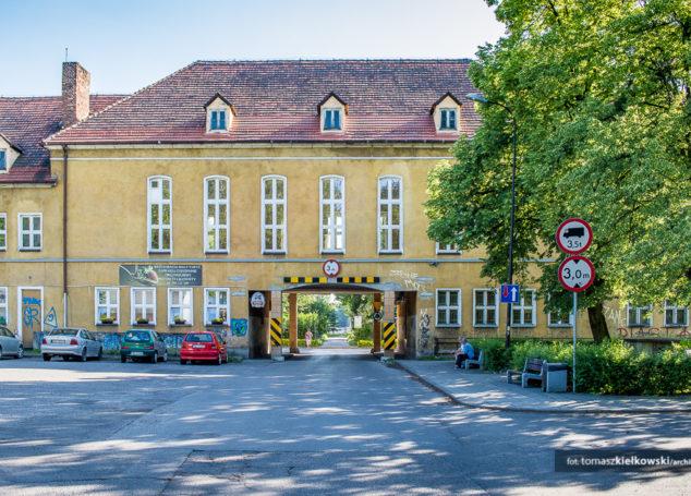 Ukryta historia <br> Wilcze Gardło | Gliwice