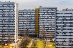 Modernizm przewietrzony <br>Osiedle Tysiąclecia   Katowice