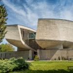 Architektura antyfaszystowska. Pomnik Słowackiego Powstania Narodowego | Bańska Bystrzyca. Słowacja