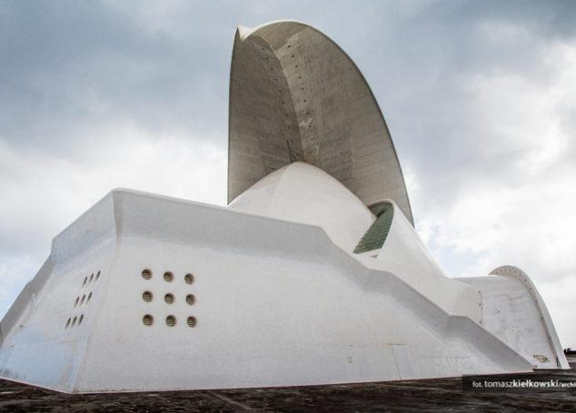 Auditorio de Tenerife </br>18,681 kilometrów od Sydney