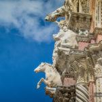 Jak przegrać z Florencją. </br>Katedra w Sienie | Włochy