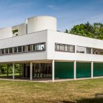 Le Corbusier, modernizm, ideał. Villa Savoye, Paryż